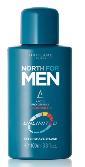Лосьон после бритья North for Men Unlimited